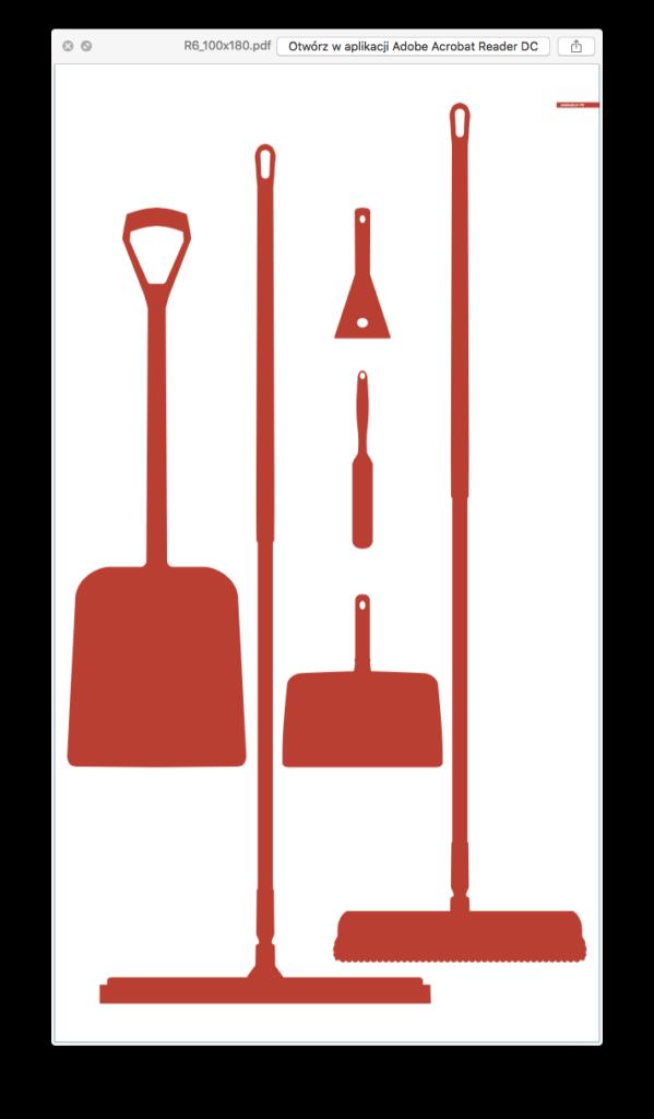 tablica cieni 5S